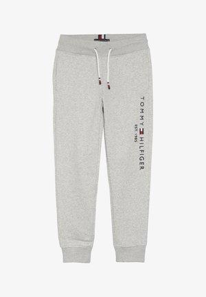 ESSENTIAL - Teplákové kalhoty - grey