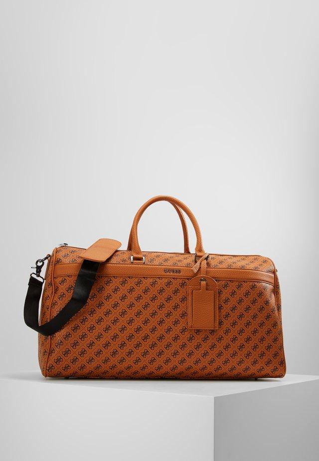 CITY LOGO WEEKENDER - Weekend bag - orange