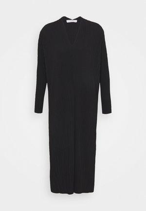 TUBO - Vestido ligero - black