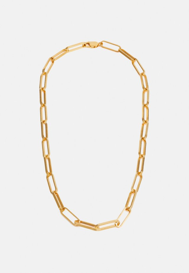 ZENA NECKLACE - Ketting - gold-coloured