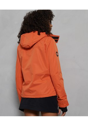 ARCTIC SD-WINDCHEATER - Outdoor jacket - flame orange