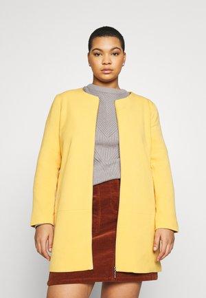 CARKATHARINA SPRING COAT - Krátký kabát - golden apricot