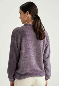DeFacto - Fleece jumper - purple - 2