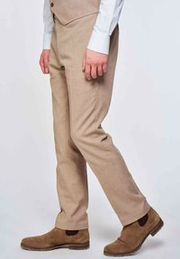 MDB IMPECCABLE - Suit trousers - brown - 3