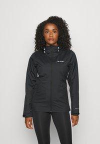 Columbia - INNER LIMITS II JACKET - Hardshell jacket - black - 0