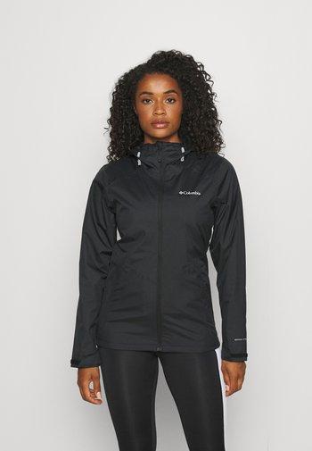 INNER LIMITS II JACKET - Hardshell jacket - black