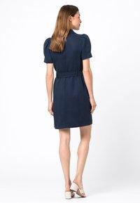 HALLHUBER - Shift dress - indigo - 1
