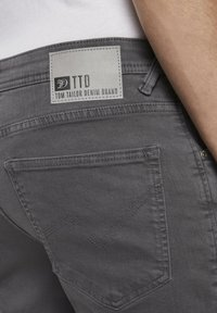 TOM TAILOR DENIM - Denim shorts - eiffel tower - 3