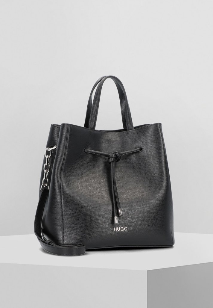 HUGO - VICTORIA - Handbag - black