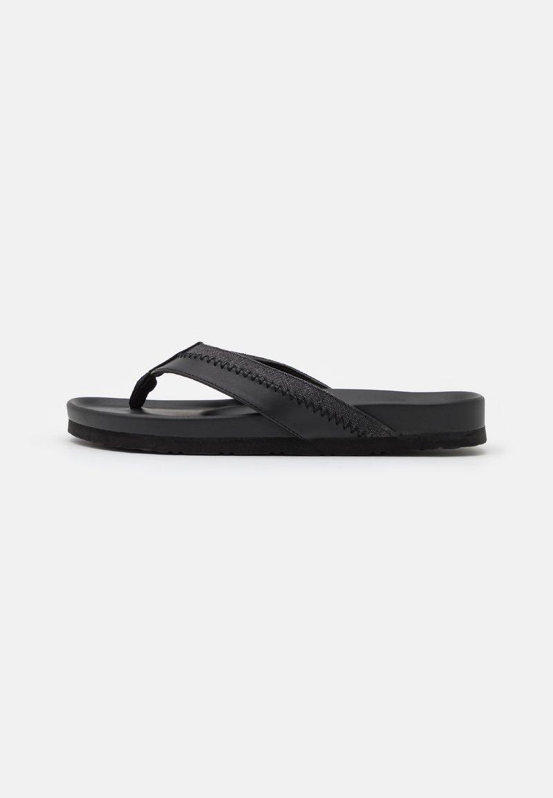 Call it Spring - VEGAN JAIME - T-bar sandals - black