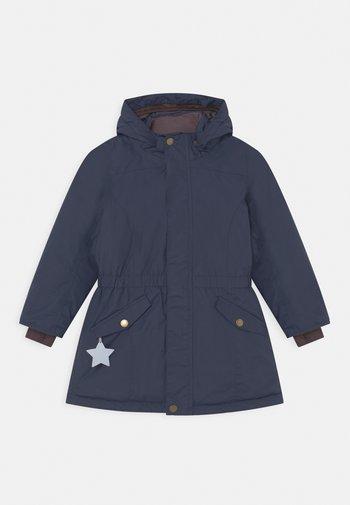 VELAJA - Winter coat - blue nights