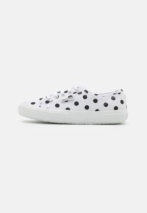 2750 - Sneakers laag - white/black