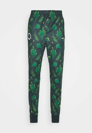 NIGERIA DRY PANT - Teplákové kalhoty - seaweed/black/white