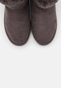 CALANDO - Kotníkové boty - grey - 5