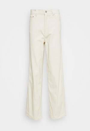 LASHES TROUSERS - Pantalon classique - cream