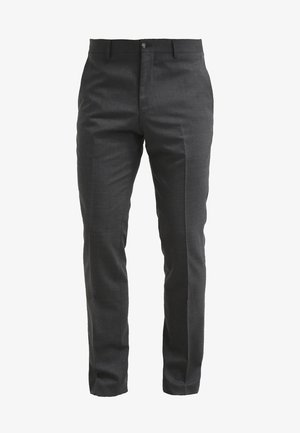 HERRIS - Suit trousers - dark grey