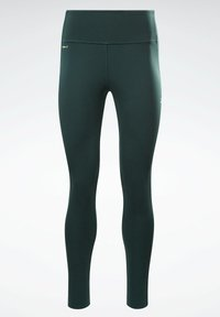 Reebok - LES MILLS® LUX PERFORM LEGGINGS - Collant - green - 6