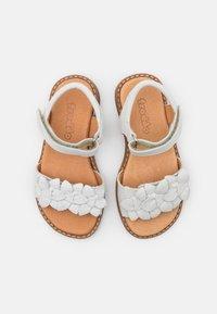 Froddo - LORE FLOWERS - Sandals - white - 3