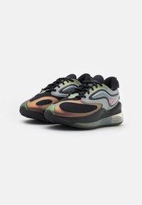 Nike Sportswear - AIR MAX ZEPHYR EOI UNISEX - Sneakers - metallic silver/bright crimson/black - 1