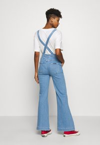 Rolla's - EASTCOAST OVERALL - Dungarees - lilah blue organic - 2