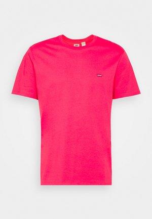 ORIGINAL TEE - Print T-shirt - paradise pink