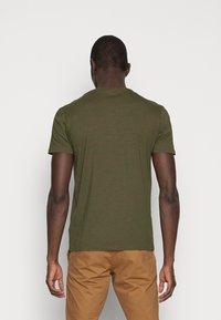 Tiffosi - BRIAN - T-shirt med print - green - 2