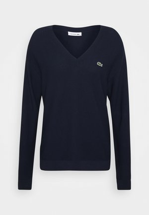 CREW - Sweter - navy blue
