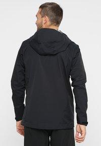 Mammut - MASAO - Hardshell jacket - black - 2