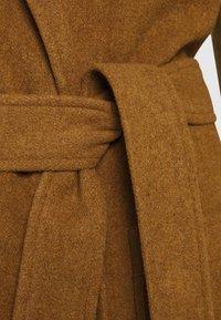Saint Tropez - CLARASZ COAT - Zimní kabát - thrush - 2