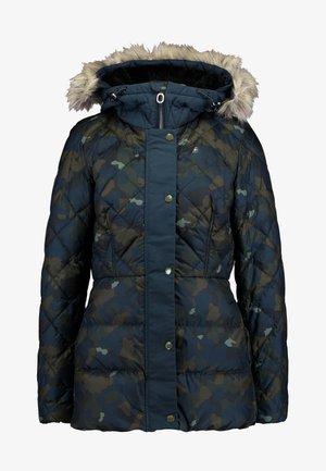 WHISTLER TAILORED - Down jacket - gull/legion blue
