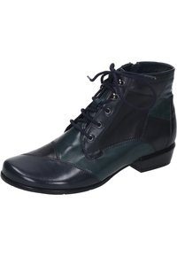 Piazza - Ankle boots - navy/petrolio - 2