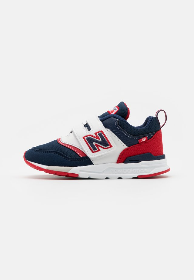 IZ997HVP - Sneakers laag - navy/red