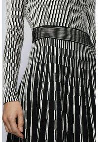 BOSS - C_ILLORAN - Abito in maglia - patterned - 4