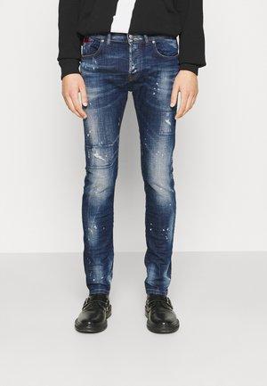 ANTONIUS SID - Jeans slim fit - denim blue medium
