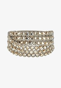 Swarovski - POWER BRACELET SLAKE - Bransoletka - golden shadow - 3