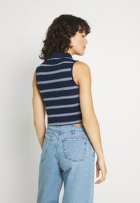 BDG Urban Outfitters - SLEEVELESS STRIPED - Top - navy - 2