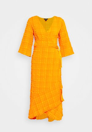 AMANDA DRESS - Kjole - orange