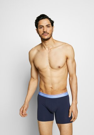 BOXER BRIEF 3 PACK - Pants - dark blue/light green/pink