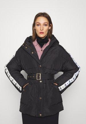 TAPE LOGOMANIA OUTWEAR - Winter jacket - nero