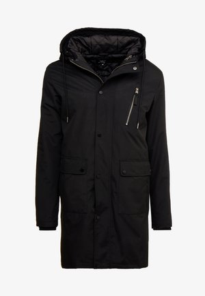 BARBER - Parka - black