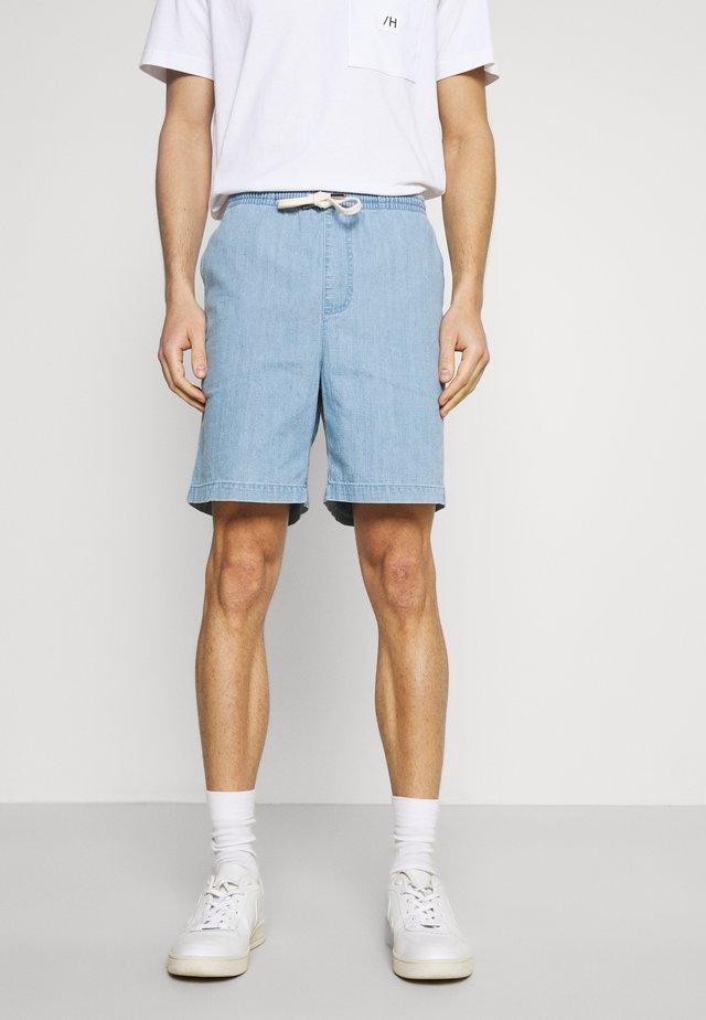 REDWALD - Shorts di jeans - stone wash