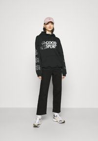 NEW girl ORDER - BAD SPORT HOODIE - Hoodie - black - 1