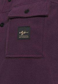 Rojo - MAIN STREET - Button-down blouse - blackberry wine - 5