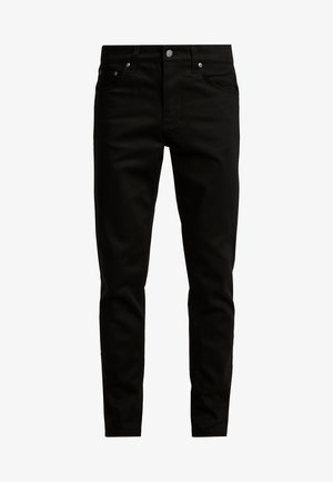 STEADY EDDIE - Jeans Straight Leg - dry ever black