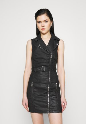 D-ACICO-NE DRESS - Etuikjole - black