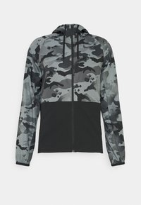 Nike Performance - Outdoor jacket - black/grey fog - 3