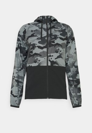 Chaqueta outdoor - black/grey fog