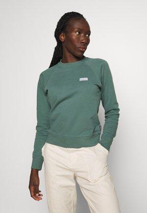 CREW - Sweatshirt - regen green