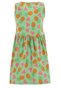 DeFacto - Jersey dress - turquoise - 1