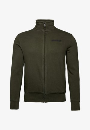 BEBEL  - Zip-up hoodie - green depths